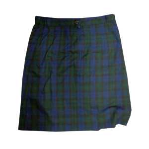 Katikati College Girls Tartan Skirt